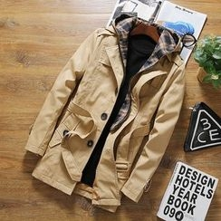 Alvicio - Hooded Long Parka