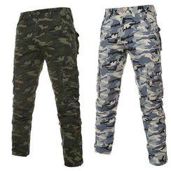 Fireon - Camouflage Cargo Pants