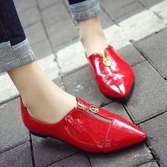 Tina Nini - 尖頭樂福鞋