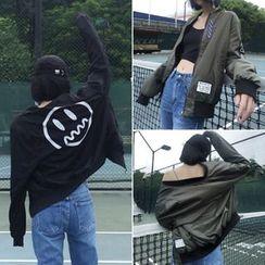 Clair Fashion - Reversible Jacket