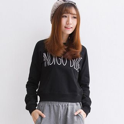 Lina - Lettering Pullover