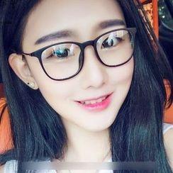 UnaHome Glasses - 方框眼镜