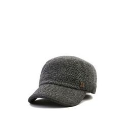 Ohkkage - Wool Blend Military Cap