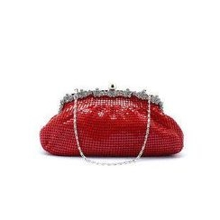 Glam Cham - Sequined Clutch