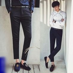 MRCYC - Slim-Fit Cropped Pants