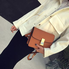 BAGSHOW - Boxy Crossbody Bag