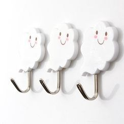 Home Simply - Wall Hook (3 pcs)