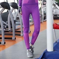 Lady Lily - Panel Yoga Pants