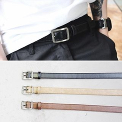 Soulcity - Faux Leather Belt