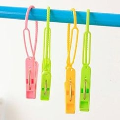 Wild Bamboo - Set of 12: Laundry Pegs