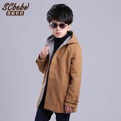 Babee - Kids Hooded Coat