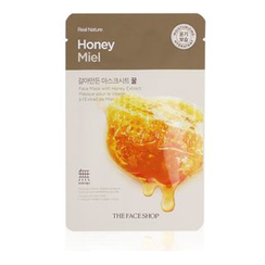 The Face Shop - Real Nature Mask Honey