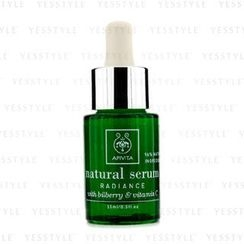 Apivita - Natural Serum - Radiance with Bilberry and Vitamin C