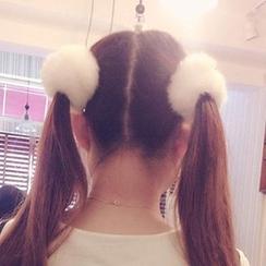 Rega - 毛绒发带
