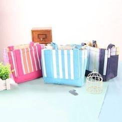 Evorest Bags - 拼接帆布午餐袋