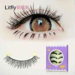 Litfly - Eyelash#252 (5 pairs)