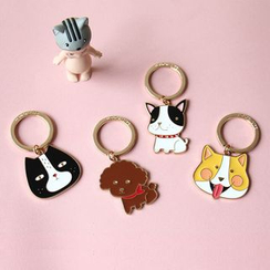 KIITOS - Animal Keyring