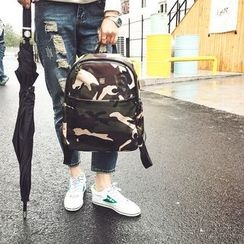 Secret Garden - Camouflage Backpack