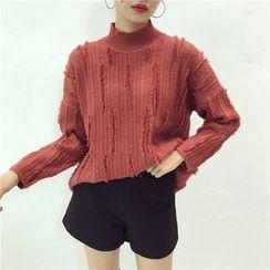 Octavia - Ripped Sweater