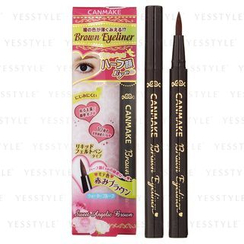 Canmake - Brown Eyeliner (#01 Sweet Angelic Brown)