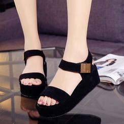 Wello - 厚底凉鞋