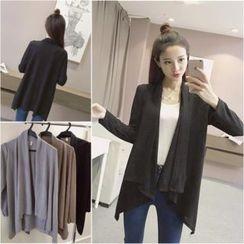 Whitney's Shop - Plain Knit Jacket