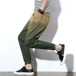 Besto - Gradient Tapered Pants