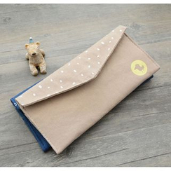Bags 'n Sacks - Printed Canvas  Long Envelope Wallet
