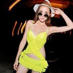 Rachel Swimwear - Multi-Way Ruffle Bikini