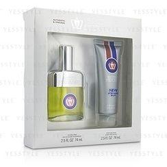 Dana - British Sterling Coffret: Cologne Spray 74ml/2.5oz + After Shave Balm 74ml/2.5oz