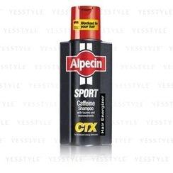 Alpecin - Sport Caffeine Shampoo CTX