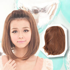 Clair Beauty - Short Half Wig - Wavy