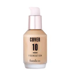 banila co. - Cover 10 Perfect Foundation SPF30 PA++ (#BE20)