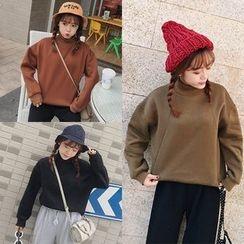 AMELA - Turtleneck Pullover