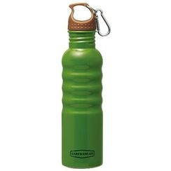 Skater - Earth Color Stainless Outdoor Bottle (Green)