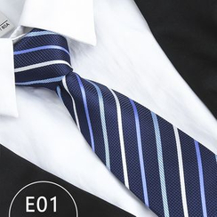 Xin Club - Striped Neck Tie (8cm)