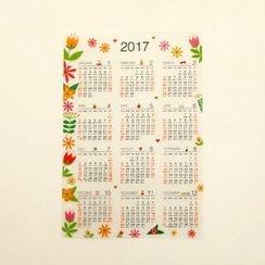 Nina's House - Calendar Schedule Divider (A5/A6)