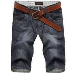 Gusskater - Denim Shorts