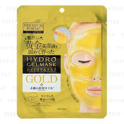 Utena - Premium Puresa Hydro Gel Mask (Gold)