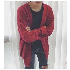Zeesebon - 纯色开衫
