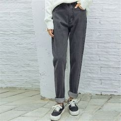 VeKee's - Cropped Jeans