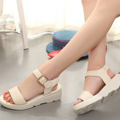 Uranus - Ankle-Strap Sandals