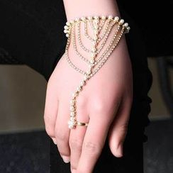 Seirios - Beaded Bracelet/Anklet