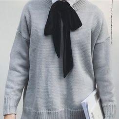 Rollis - Velvet Bow Tie