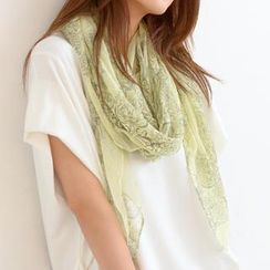 SO Central - Porcelain Print Scarf