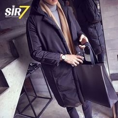 SIRIUS - Hooded Padded Coat
