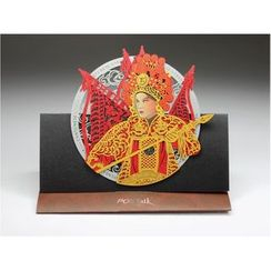 POSTalk - Pop-Up Greeting Card - Cantonese Opera