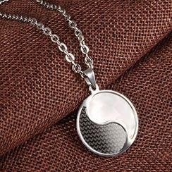 Andante - Taiji Pendant Necklace