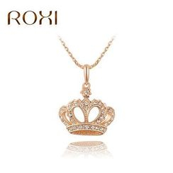ROXI - Crown Necklace