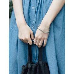 FROMBEGINNING - Set: Rings + Bracelet